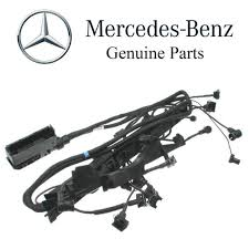 mercedes engine wiring harness 1404404605 300se s320 ebay Trailer Wiring Harness new mercedes w140 r129 s320 engine wiring harness fuel injection system genuine