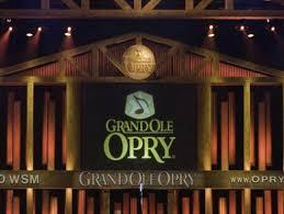 Grand Ole Opry Ticket