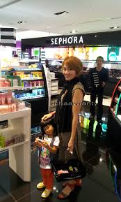 sephora is located in suria klcc kuala lumpur msia and soon will open their chain here in jakarta can t wait