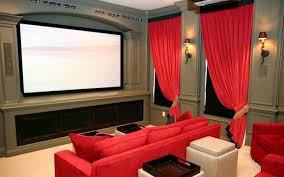 movie room furniture ideas. Interior:Theater Room Ideas For Changing Your Basement Spacipious Home Theater Interior Design With Movie Furniture O