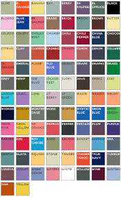 Comfort Colors Swatch Chart Tshirt Colors Colorful Shirts