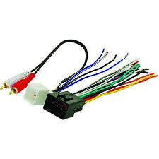 cheap radio harness diagram radio harness diagram deals on get quotations · scosche fdk13b 2000 up select ford lincoln mercury amplifier sound radio replacement harness