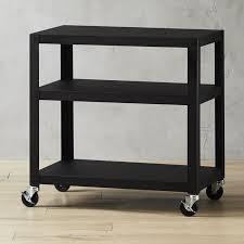 office rolling cart. Go-Cart Black 30\ Office Rolling Cart L