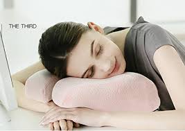 office nap. Plain Office GJY Pillow  Office Nap Student Afternoon Memory  Cotton Material New For I