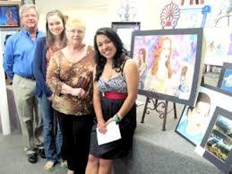 Student artists earn scholarships | Baytown | baytownsun.com