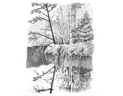 Picture Drawings 6 Ways To Spruce Up Your Landscape Pencil Drawings Artists Network