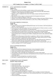 Hvac Job Resume Examples Technician Hvac Resume Samples Velvet Jobs 24