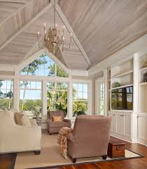 White Washed Wood Ceiling Vaulted Ceilings A Modern Twist On Classic Architecture Ideas