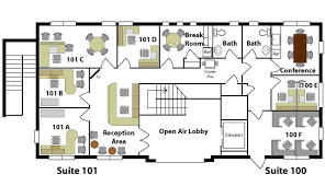 office floor layout. Office Floor Plan Maker. Affordable Spaces Island Virtual Maker Layout