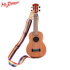 Adjustable Rainbow <b>Guitar Strap</b> for Acoustic Electric Guitar and ...