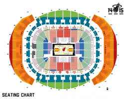 Heat Arena Seating Chart 3d Miami Heat Seating Chart Laptop Wallpapers