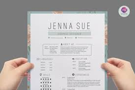 Pretty Resume Template Awesome Pretty Resume Templates Resume Examples