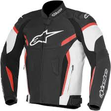 alpinestars gp plus r v2 airflow leather jacket clothing jackets motorcycle black white red
