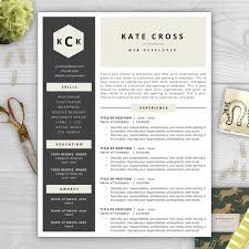 Stand Out Resume Templates Interesting Make Your Résumé Stand Out With A Beautiful And Professional Résumé