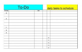 to do lists templates 50 printable to do list checklist templates excel word