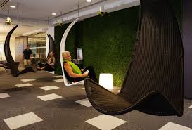 interior design miami office. Photo Courtesy Gensler \u201cThe Garden\u201d At Pipeline Miami. Interior Design Miami Office