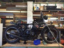 ing a cafe racer tail hoop to your