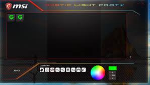 Mystic Light Party 678 Mystic Light Party Zwei Mystic Light Rechner Verbunden