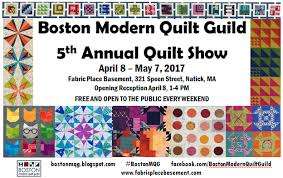 Boston Modern Quilt Guild: The Blog: Boston Modern Quilt Guild 5th ... & Our 5th Annual Quilt Show opens April 8th in the backroom of the Fabric  Place Basement, 321 Speen Street, Natick, MA. The opening reception will be  from 1-4 ... Adamdwight.com