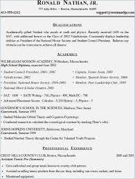 Admission Resume Sample College Admission Resume Sample 100
