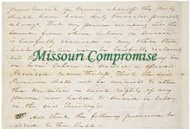 missouri compromise essay related post of missouri compromise essay