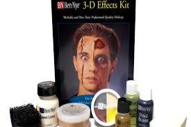 ben nye character makeup kits step 1