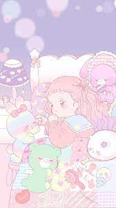 Kawaii Pastel Anime Wallpapers - Top ...