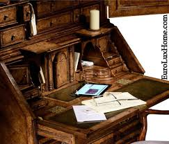 antique inspired furniture. jonathan charles distressed desk antique inspired furniture n