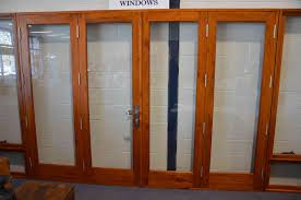 bifold servery awning sliding windows