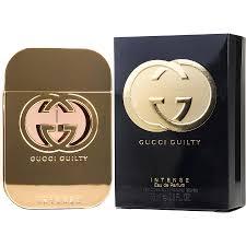 gucci guilty. gucci guilty intense women eau de parfum spray 2.5 oz