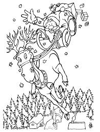 Kleurplaat Kerst Kleurplaat 1950 Kleurplaten