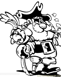 Pirate Coloring Page Did You Know There Were Girl Pirates Too The