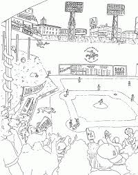 Small Picture Boston Red Sox Coloring Page Coloring Home