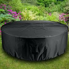unique patio table cover for 6 8 round patio furniture cover model 98 rectangle patio table patio table cover