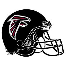 Atlanta Falcons Logo transparent PNG - StickPNG