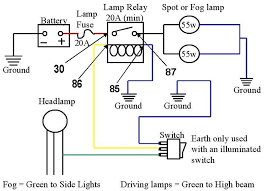 ford transit forum bull view topic extra lamps relay problem image