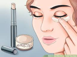image led get rid of bags under your eyes step 3