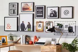 Office Photo Frame Design 31 Office Wall Art Ideas For An Inspired Workspace Shutterfly