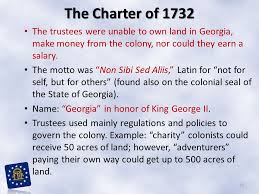 Image result for owner of the colony's charter