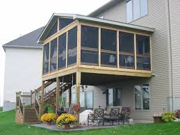 Screened In Porch Design screened porch or deck 5 important considerations in minnesota 4584 by uwakikaiketsu.us
