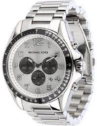 17 best images about watches quartz watches watch michael kors men s mk8254 bradshaw silver watch michael kors 202 95 band circumference 200mm