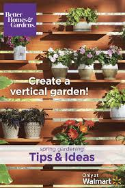 Better Homes And Gardens Backyard Design Create A Vertical Wall Garden With Better Homes Gardens At