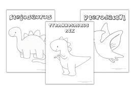 The dinosaur coloring pages are free and printer friendly in pdf format. Free Printable Dinosaur Coloring Pages With Names
