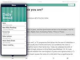Daily Bread Bible Readings On The App Store