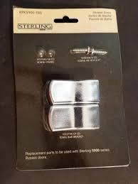 sightly sterling shower door towel bar replacement new sterling shower door replacement towel bar brackets bypass