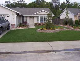 Small Picture Front Yard Landscaping Ideas For Bungalows Best Garden Reference