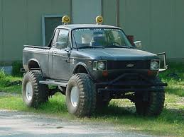 TopWorldAuto >> Photos of Chevrolet LUV - photo galleries