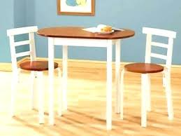 compact dining furniture. Breakfast Table For Two Dining And 2 Chairs Set Compact Wood Round Furniture N