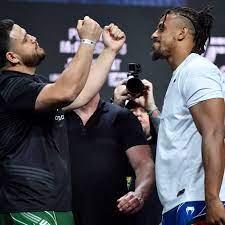UFC 264 live blog: Tai Tuivasa vs. Greg ...