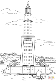 Small Picture Coloring Pages Lighthouse Coloring Pages Free Redcabworcester
